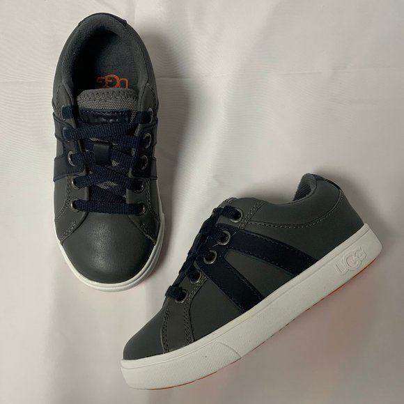 UGG Shoes   Kids Marcus Leather Sneaker
